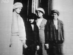 "otma-romanov-forever: ""A rare photo of Maria ,Anastasia ,Olga and Tatiana Romanov off Russia … """