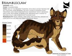 Here's a ref sheet of Jayfeather from Erin Hunter's series, Warriors. I finished a project in English class where you have to pick a book and do certain projects on it. I'm choosi...