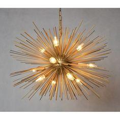 Chandelier In Living Room, Sputnik Chandelier, Modern Chandelier, Chandelier Lighting, Chandeliers, Stairwell Chandelier, Lounge Lighting, Strip Lighting, Luxury Lighting