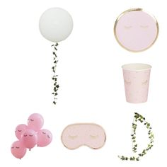 Stylish, Luxury Party Supplies, Party Decorations, Personalised, Party Planning & Theme Ideas at The Original Party Bag Company Party Shop. Sleepover Party, Slumber Parties, Online Party Supplies, Company Party, Balloon Bouquet, Party Shop, The Balloon, Girls Night, Party Planning