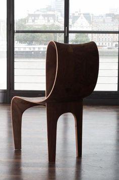 bent plywood #furniture #furnituredesign