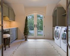 Laundry Room Design, Pictures, Remodel, Decor and Ideas - page 29