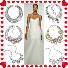 Brides to be, let me help you bling it up! Because it's all about you! www.tracilynnjewelry.net/6322