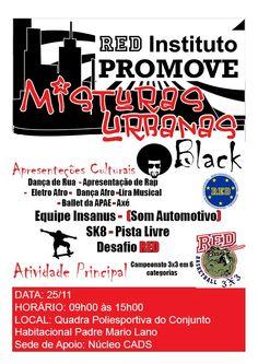 RED Instituto promove o já tradicional MISTURAS URBANAS