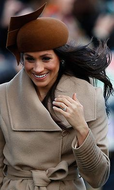 US actress and fiancee of Britain's Prince Harry Meghan Markle arrives to attend the Royal Family's traditional Christmas Day church service at St Mary Magdalene Church in Sandringham, Norfolk,. Get premium, high resolution news photos at Getty Images Harry And Megan Markle, Meghan Markle Prince Harry, Prince Harry And Megan, Harry And Meghan, Prince Henry, Royal Prince, Meghan Markle News, Meghan Markle Style, Windsor