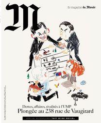 M. le magazine du Monde n°182 - 14 mars 2015