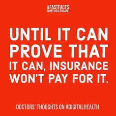 Reposting @quinthealthcare: Doctors' thoughts when confronted with #digitalhealth  #healthcare #innovation #mhealth #mobilehealth #medicine