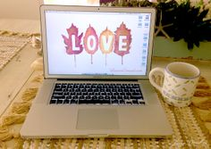 Inspired Idea: Fun Fall Backgrounds for Your Desktop