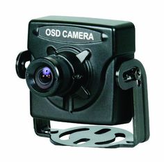 Clover Electronics HDC041 High-Resolution Mini Color Camera - Small (Black) by Clover. $158.00. From the Manufacturer                       Miniature Color Camera If you are looking to discreetly place cameras in your home or business this Miniature Color Camera from Clover Electronics is the perfect model. This unobtrusive, indoor camera provides the same crystal clear images as its larger competitors, but at a much more convenient size, with 550 TV lines of resolution. ...