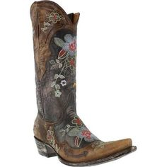 Gayla Overlay Floral Cowboy Boot, Old Gringo - Google Search
