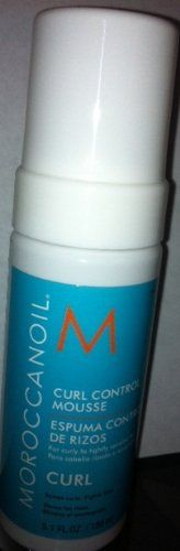 Moroccanoil by Moroccanoil Moroccanoil Curl Defining Mousse for Unisex, 5.1 Ounce