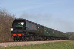 Southern Trains, Bullen, Electric Train, Steam Engine, Steam Locomotive, Brighton, Diesel, Restoration, Age