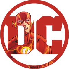 DC Logo for Flash by piebytwo