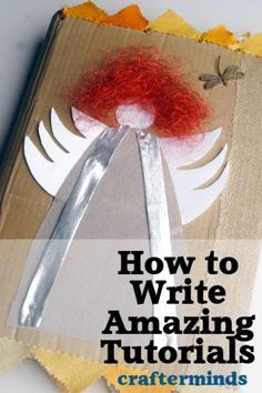 Tips for Writing Amazing Tutorials