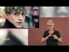 Nur noch kurz die Welt retten - TIM BENDZKO - Musikvideos in Gebärdenspr...