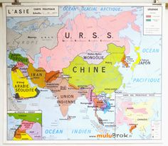 Carte Geographique Chine Sud.20 Meilleures Images Du Tableau Carte Asie Illustrated Maps