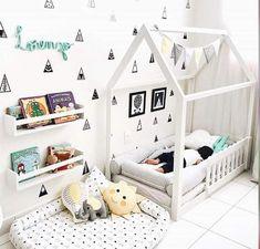 Baby room – Home Decoration Baby Bedroom, Baby Boy Rooms, Baby Room Decor, Girls Bedroom, Montessori Toddler Rooms, Baby Deco, Kids Room Design, Girl Room, Bingsu