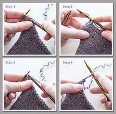 how to bind off neatly