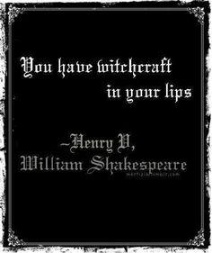~Henry V. {via William Shakespeare}