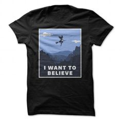 I Want To Believe Witch T-Shirts, Hoodies, Sweatshirts, Tee Shirts (21.99$ ==► Shopping Now!)
