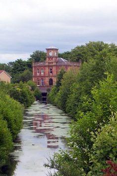 Ferguslie Thread Mills, Paisley