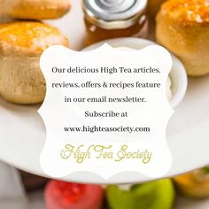 Subscribe at www.highteasociey.com Email Newsletters, High Tea, Recipes, Tea, Tea Time, Recipies, Ripped Recipes, Cooking Recipes