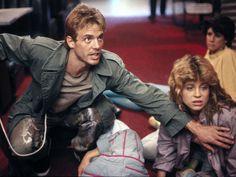 kyle reese michael biehn | Kyle Reese (Michael Biehn) und Sarah Connor (Linda Hamilton) auf der ...