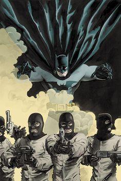 Batman and the Monster Men #2 - Matt Wagner