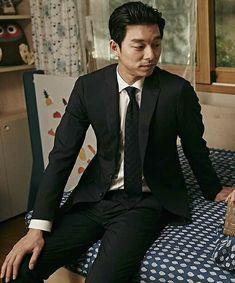 Train To Busan Movie, Coffee Prince, Gong Yoo, Korean Actors, Suit Jacket, My Love, Movies, Drama, Films