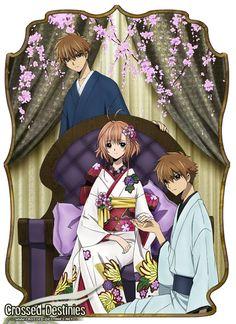 Sakura y Syaorans