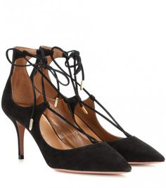 Pumps Christy Aus Veloursleder