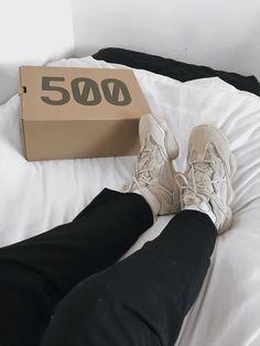47c3f72e7 Adidas Yeezy 500 Blush Hypebeast Sneakers   Sam Barnes Hypebeast Sneakers