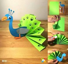 Paper art and craft videos best paper crafts for kids ideas on easy paper within art . paper art and craft videos Paper Craft Work, Diy And Crafts Sewing, Art N Craft, Paper Crafts For Kids, Paper Crafting, Paper Art, Arts And Crafts, Colour Paper Craft, Simple Paper Crafts