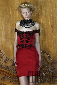 Dilek Hanif Automne-hiver 2012-2013 - Haute couture…