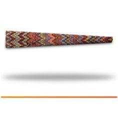 Junk headband - RAINBOW FIRE