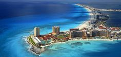 cancun this is where we spent our honeymoon!! Can't wait to go back!!