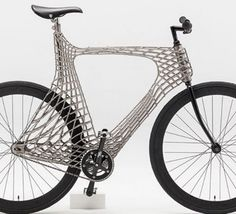 Have you seen the 3D printed stainless steel bike exclusively made by TU Delft using a robotic welding arm? #3DPrinting #TUDelft #Cycling #CyclingNews #Design #Welding http://www.hightemperaturetextiles.com/blog/exclusive-dutch-robotic-welding-arm-creates-3d-printed-stainless-steel-bike/