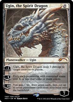 Ugin the spitit dragon