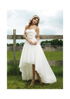 Make Your Own A Line Ball Gown Wedding Dresses Chic And Modern Strapless Sweetheart On Line