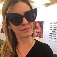 de216d2fee Winla Fashion Design Cat Eye Sunglasses Women Oval Gradient Lens Vintage  Shades For Oculos de sol WL1125