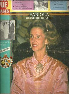 μ Point de vue N ° 1894 Fabiola Reine de Devoir fr.picclick.com