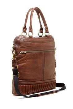 Antique Brown Crossbody Bag