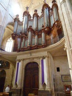 Grandes Orgues de la Basilique - St Maximin