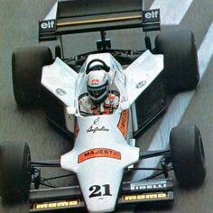 1984 Spirit Hart 101 Mauro Baldi