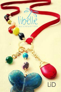 Collares Pretty Necklaces, Love Necklace, Leather Necklace, Leather Jewelry, Fashion Necklace, Beaded Necklace, Rope Jewelry, Baby Jewelry, Charm Jewelry