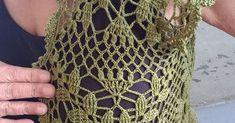SANDRA CROCHE: Bolero de Croche
