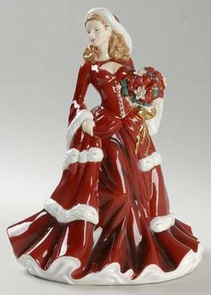 Royal Doulton, Christmas Figure-Annual at Replacements, Ltd