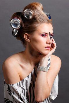 Lady Gaga inspired...  Photographer, Yin Tang, TPY Productions (copyright)  Hair & Makeup, Jessica Mariin