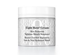 Elizabeth Arden Eight Hour Cream Skin Protectant Nighttime Miracle Moisturizer - the best nighttime cream for every budget
