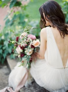 View entire slideshow: Modern+Wedding+Dresses on http://www.stylemepretty.com/collection/2541/